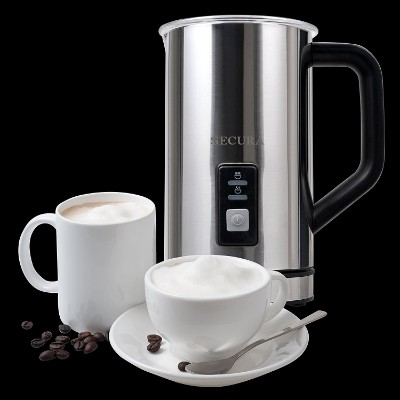 Secura Automatic Electric Milk Frother and Warmer (250ml) (250ml)