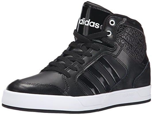 adidas NEO Women's Bbadidas Performance Raleigh Mid W Basketball Fashion Sneaker