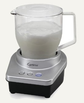 Capresso froth MAX Automatic Milk Frother and Hot Chocolate Maker