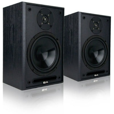 Sound Appeal 6.5-Inches Bookshelf Speakers