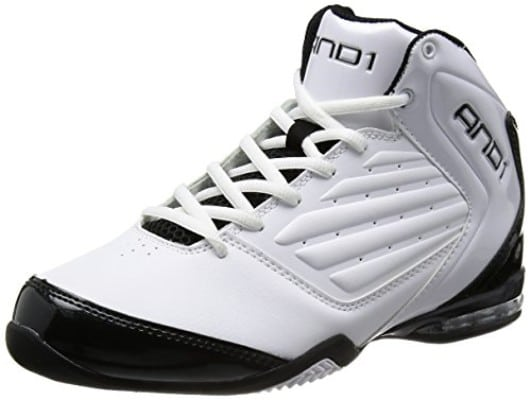 AND1 1 Men's Master 2 Mid Basketball Shoe
