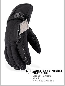 Rugged Unisex Waterproof Winter