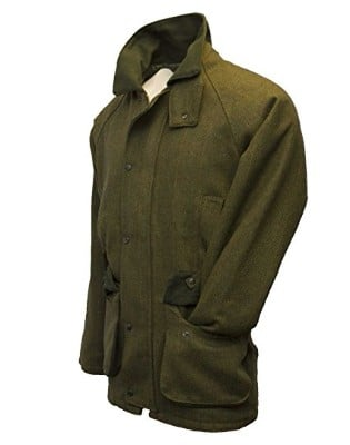Walker and Hawkes Men_s Derby Hunting Shooting Country Tweed Jacket