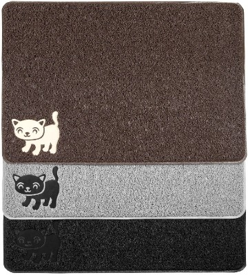 BPA Free Premium Cat Litter Mat - Extra Large - Best Quality Kitty Litter Catcher