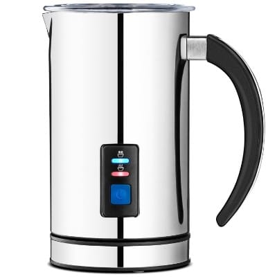 Chef's Star MF-2 Premier Automatic Milk Frother, Heater and Cappuccino Maker