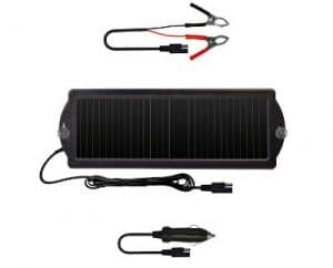 Sunforce 50012 1.8-Watts Solar Battery Maintainer