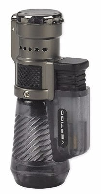 MegaDeal Single Jet Flame Butane Torch Lighter, 4 Pack