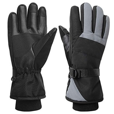 Women Waterproof Windproof Gloves