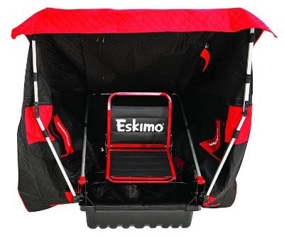 Eskimo Inferno 15350 1-Person Wide Insulated Portable Ice Shelter