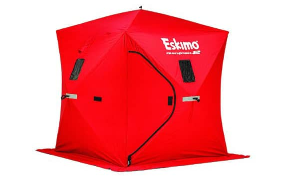 Eskimo 69151 Quickfish 2-Person 2 Pop-up Ice Shelter