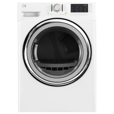 Kenmore 91382 White Gas Dryer, 7.4 cu. ft.
