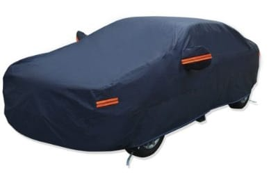 PEVA Car Cover Breathable Waterproof Snow Dust Outdoor Resist Sun UV - For SUV Car 188 L