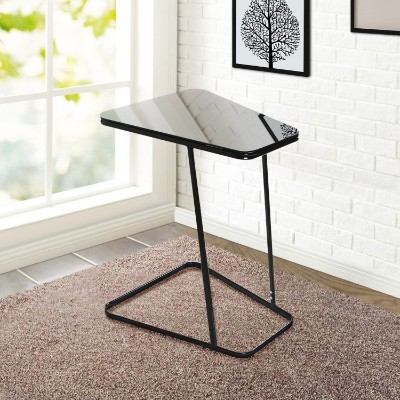 Lifewit Snack End Table, Black
