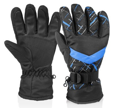 Winter Snow Ski Water Resistant Gloves