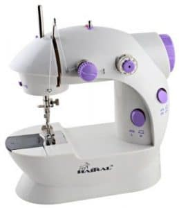 Haitral Portable Mini 2-Speed Sewing Machine