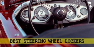 Top 9 Best Steering Wheel Lockers in 2018 Reviews