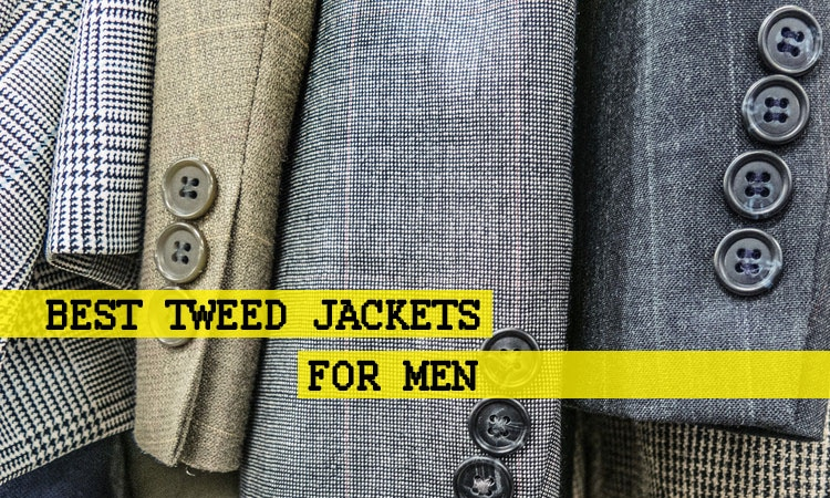 07ad3249657ca Top 15 Best Tweed Jackets for Men Reviews in 2019 - BestSelectedProducts
