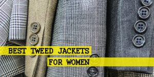 Best Tweed Jackets For Women