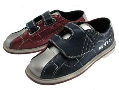 Classic Kids Synthetic Upper Bowling Shoes