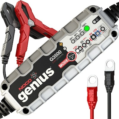 NOCO Genius G3500 6V:12V 3.5A Ultra Safe Smart Battery Charger