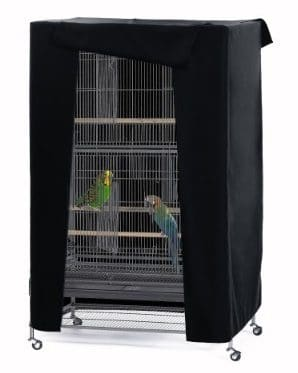 Pets Product Universal Blackout and Breathable Material Birdcage Cover