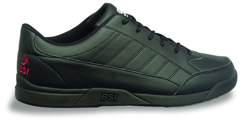 BSI Boy's Basic #533 Bowling Shoes, Black