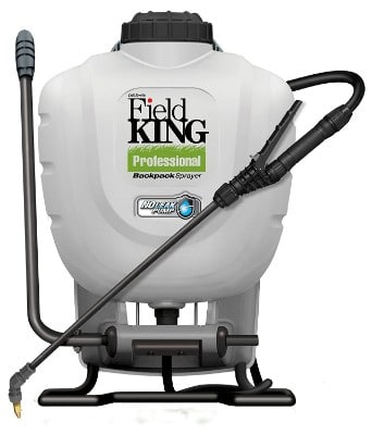 Field King Professional 190328 Pump Backpack Sprayer