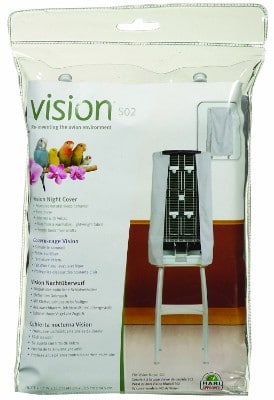 Vision Small Bird Cage Night Cover