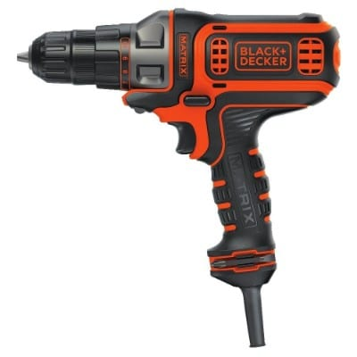 BLACK+DECKER Matrix AC Drill:Driver