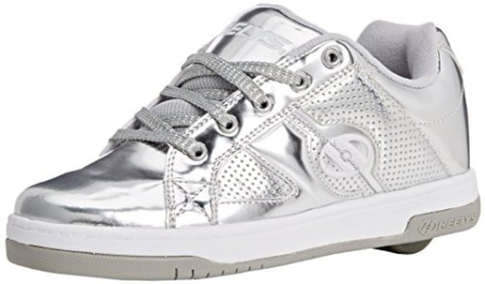 Heelys Split Chrome Toddler and Kid Skate Shoe