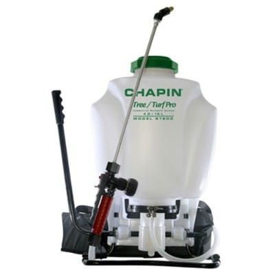 Chapin 61900 Tree & Turf Pro Backpack Sprayer, 4 Gallon