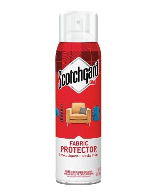 Scotchgard Fabric & Upholstery Protector Waterproof Spray for Shoes