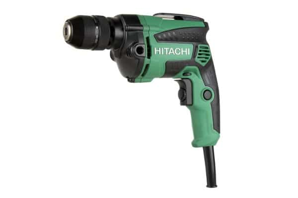 Hitachi D10VH2 Amp 3:8-inch Variable Speed Electric Drill:Driver, 7.0 Amp