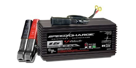 Schumacher SEM-1562A-CA 1.5 Amp Speed Charge Battery Maintainer