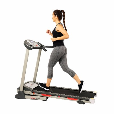 Sunny Health _ Fitness SF-T7603 Home Electric Treadmill