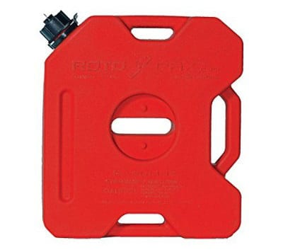 RotopaX RX-1.75G Gasoline Pack - 1.75 Gallon Capacity