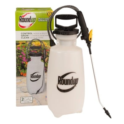 Roundup 190260 Garden mad Lawn Sprayer, 2 Gallon