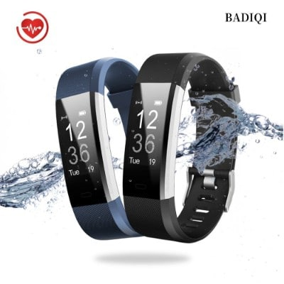 BADIQI Waterproof Fitness Tracker