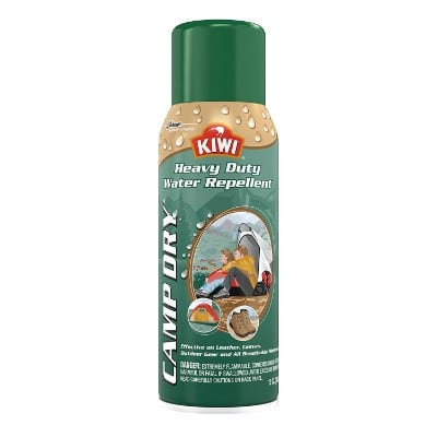 KIWI Camp Heavy Duty Waterproof Spray for Shoes