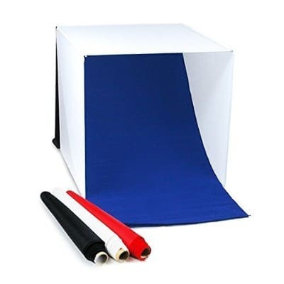 LimoStudio Folding Photo Box Tent, 24-Inch