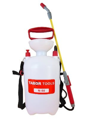 Tabor Tools 1.3 Gallon Garden Pump Sprayers