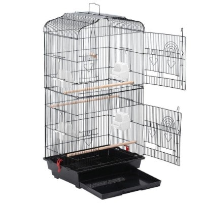 Yaheetech 36-Inch Metal Bird Cage