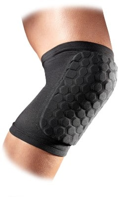 McDavid HEX Protective Knee Pads: Shin Pads: Elbow Pad Sleeves, 1 Pair