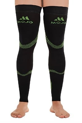 Mojo Sports Recovery Compression Thigh Sleeve - Graduated Compression Stockings