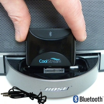 CoolStream Duo Bluetooth Receiver:Adapter