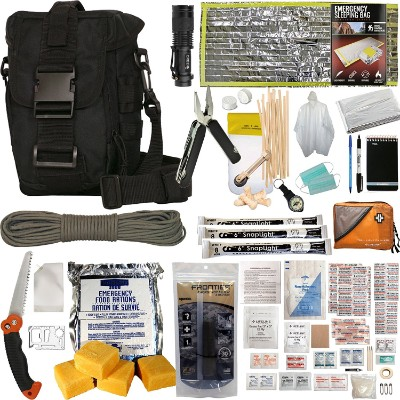 Get Home Bag Emergency 72 Hr Survival Kit