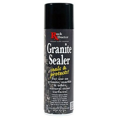 Rock Doctor Granite Sealer, 18 Oz.