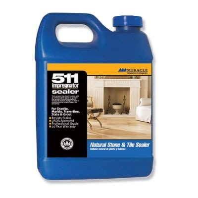 Miracle Sealants QT SG 511 Impregnator Penetrating Sealer