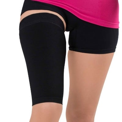 Thigh Compression Sleeve – Hamstring, Quadriceps, Groin Pull and Strains