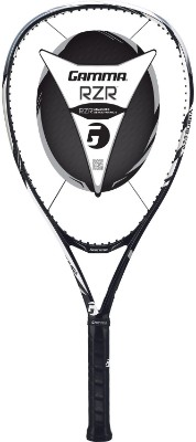 Gamma Sports RZR Bubba Tennis Racquet, 5:8-Grip Size